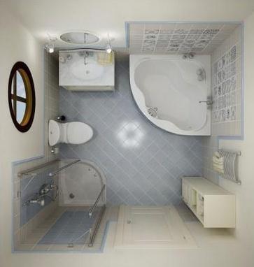 , Сантехника в маленькую ванную комнату: как сделать правильный выбор?