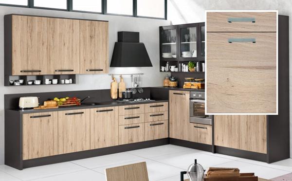 , Виды кухонных фасадов